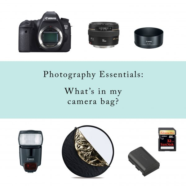 My Photography Essentials